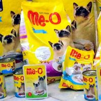 Me-O Cat/Kitten food