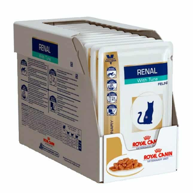 royal canin renal tuna gravy
