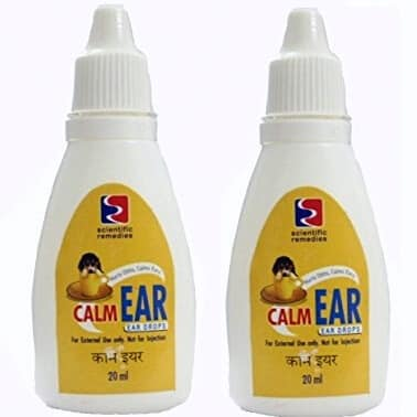 scientific remedies calm ear drops