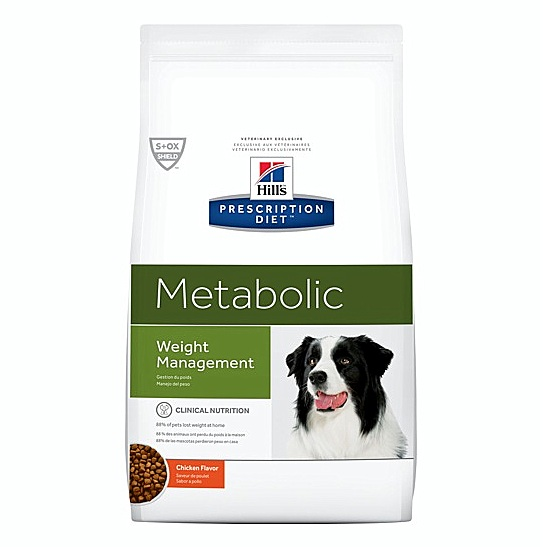 hills metabolic weight management canine