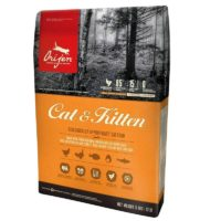 orijen kitten and cat food