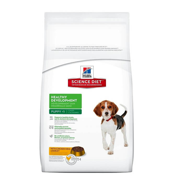 hills science diet medium puppy