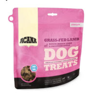 acana grass fed lamb treats
