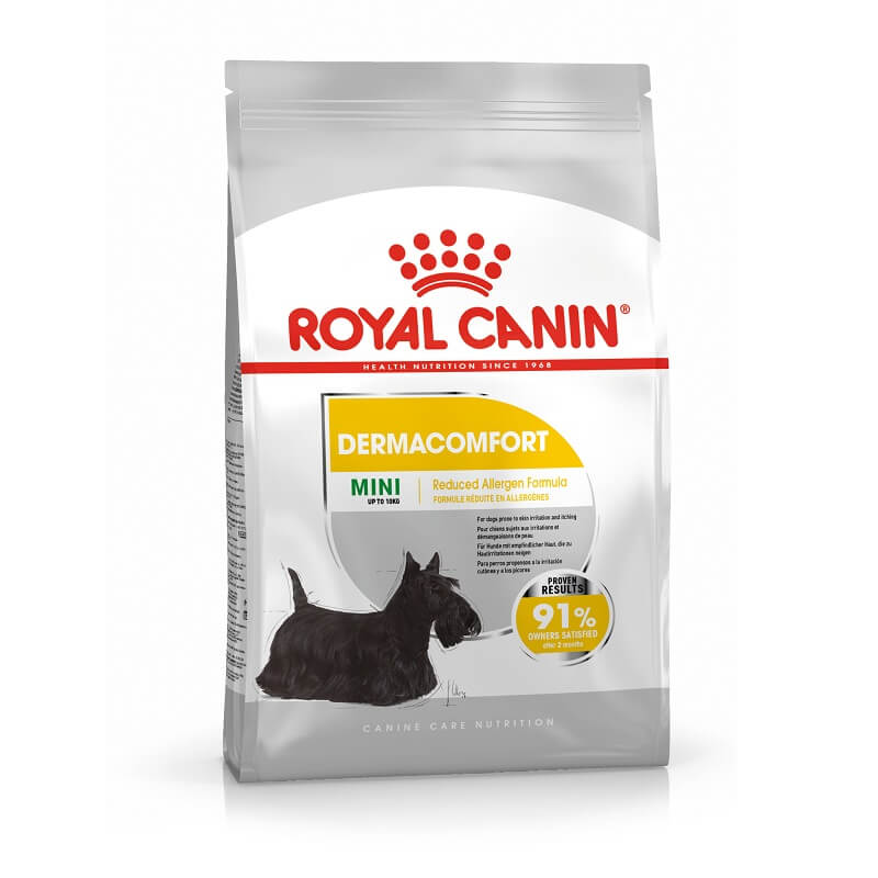 royal canin mini dermacomfort new