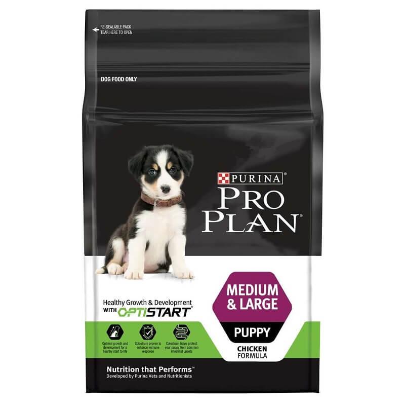 Purina Proplan Puppy/Adult Medium Large Breed dog food