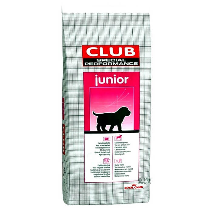 royal canin club pro junior 20kg