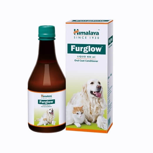 himalaya furglow oral pet coat conditioner