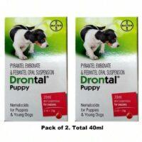 drontal puppy liquid dewormer