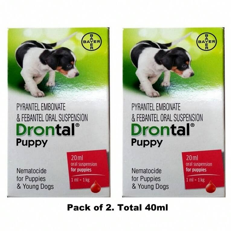 drontal puppy liquid dewormer