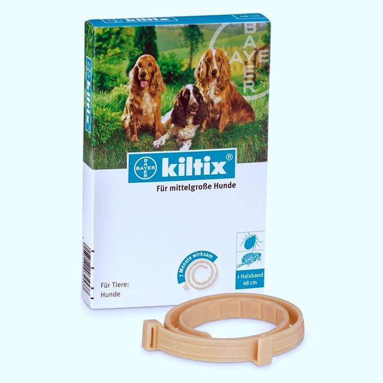 Bayer flea tick collar for dogs