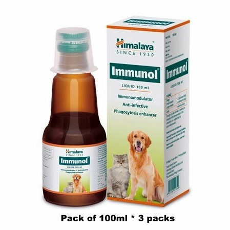Immunol for dogs and cats