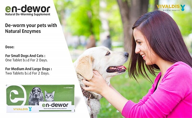 vivldis endewor dewormer dosage