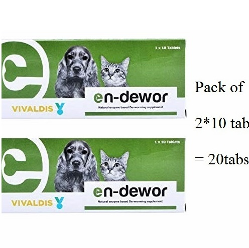 vivaldis endewor dog & cat dewormer