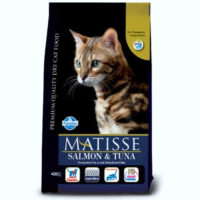 farmina matisse salmon tuna cat feed