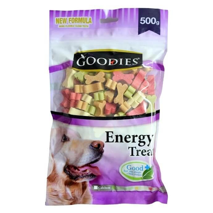 Goodies energy dog treats