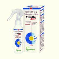 vetouinol fixotic advance spray