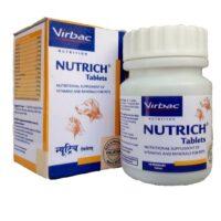 Virbac nutrich pet multivitamin tab