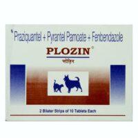 Plozin dewormer tabs
