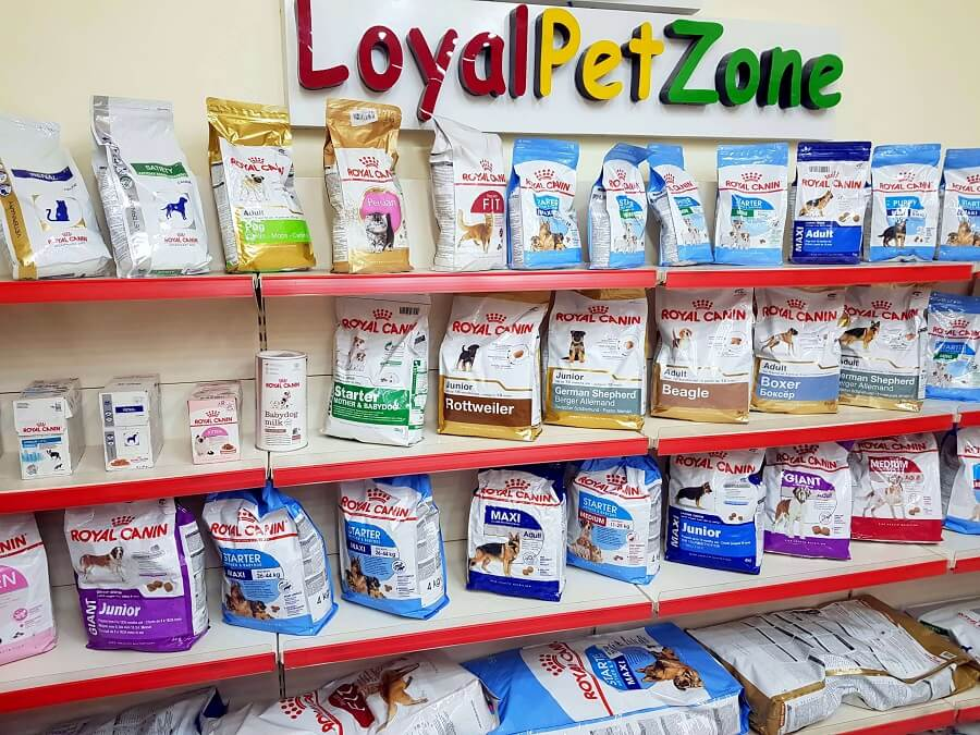 Buy Royal Canin dog food buy online India-LOYALPETZONE