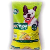 dognjoy 100% veg dog food