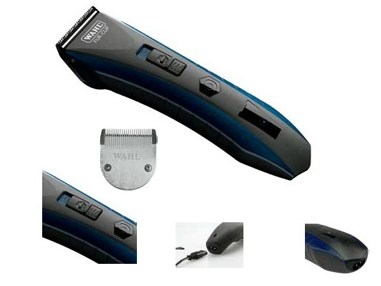 Fur clip electric pet trimmer
