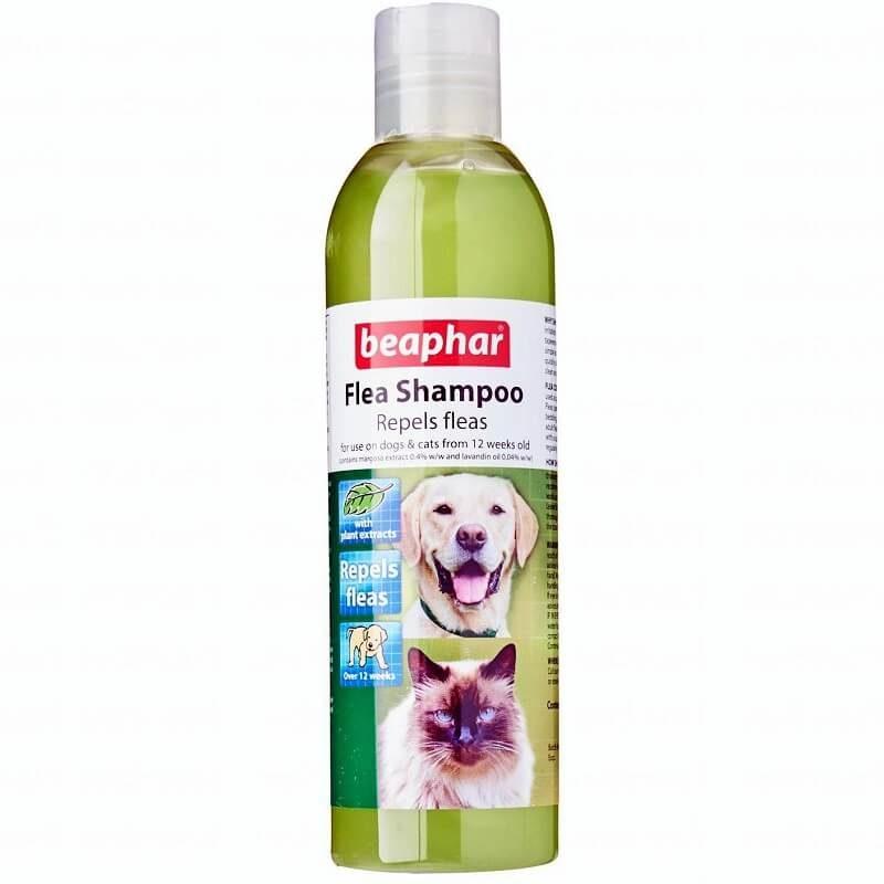 Beaphar Bio Natural Flea Tick Shampoo