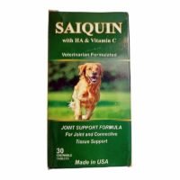 saiquin jount support for dogs & cats