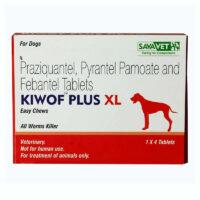 kiwof+ xl dog dewormer