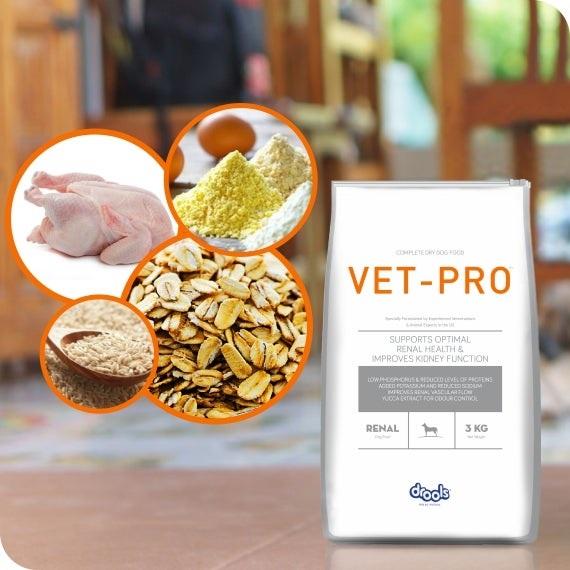 vetpro renal for dogs