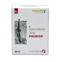 prurigo spray for dogs