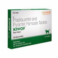 kiwof cat deworming medicine