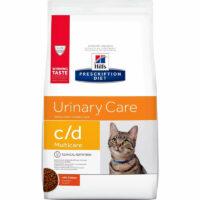hills c/d urinary cat food