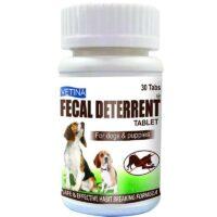 fecal deterent poop eating medicine for dogs