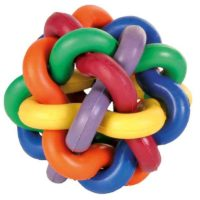 natural rubber ball for dogs